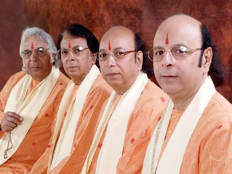Ram Mandir Bhoomi Pujan :  उज्जैन के शर्मा बंधुओं को पिता से मिली राम नाम की विरासत, जगाई अलख, देखें वीडियो