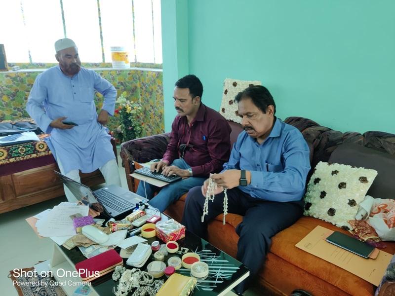Lokayukta Action: बालाघाट में सीएचएमओ कार्यालय में पदस्थ बाबू के घर लोकायुक्त का छापा, एक करोड़ से अधिक की संपति मिली