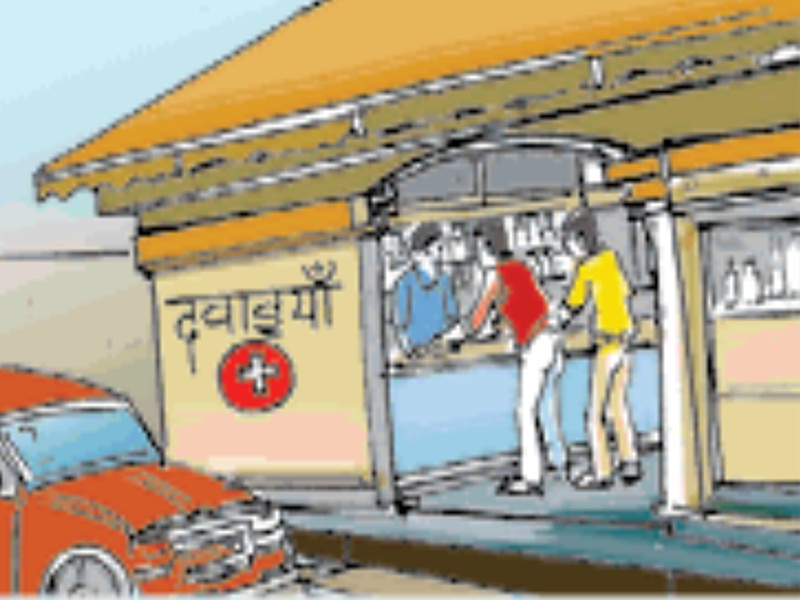 Gwalior Corona Virus News:  की कमी से कालाबाजारी पर लगे रोक तीसरी लहर आने से पहले व्यापारी रखें स्टाक