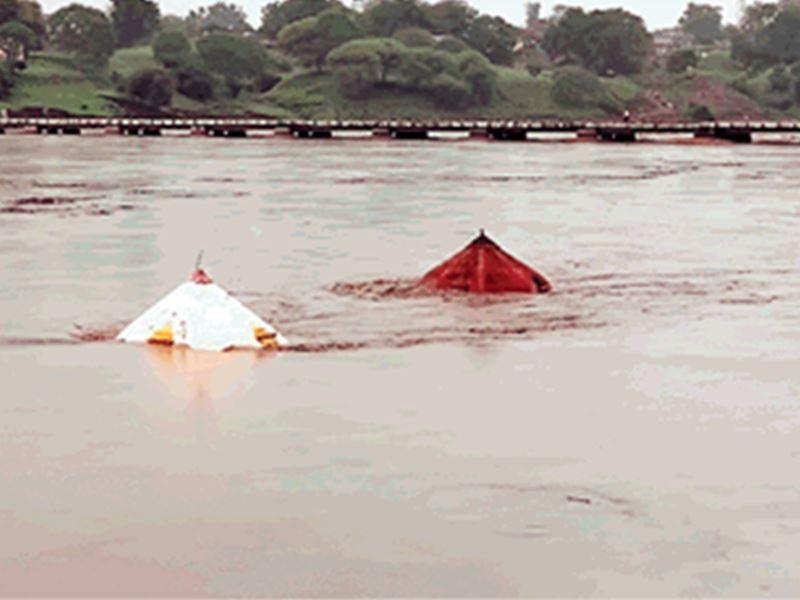 Orange Alert of Heavy Rain in MP: ग्वालियर, गुना अंचल में खतरा बरकरार, उज्जैन, राजगढ़, नीमच, मंदसौर, रतलाम में भी भारी बारिश के आसार
