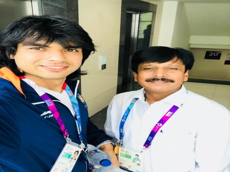 Tokyo Olympics: नीरज फाइनल राउंड में अपना सर्वश्रेष्ठ प्रदर्शन करे तो देश के लिए पदक जीत सकता है : मुमताज खान
