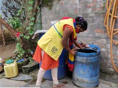 डेंगू नियंत्रण, भिलाई के एक लाख से अधिक घरों का हो चुका है सर्वे