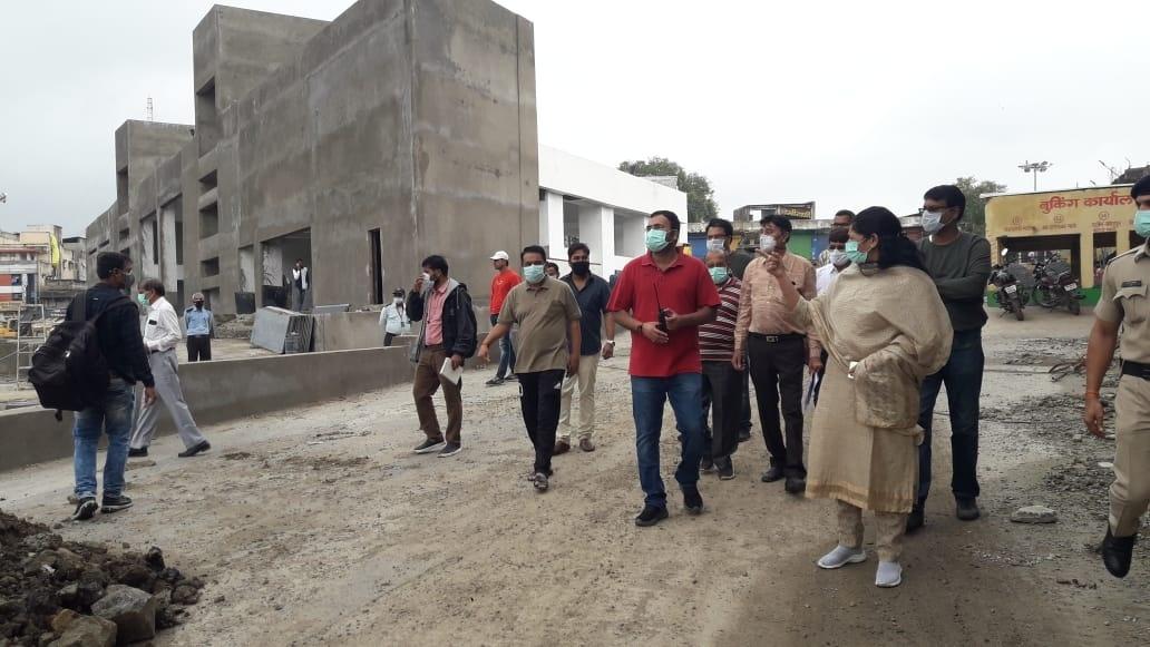 Sarwate Bus Stand Indore: सरवटे बस स्टैंड से सितंबर अंत तक बस संचालन शुरू करने की तैयारी