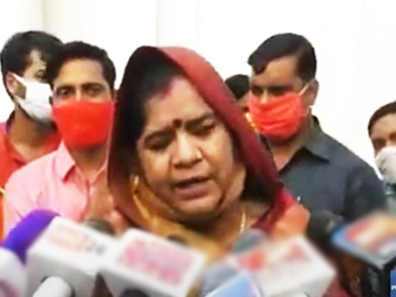 Gwalior News : मंत्री इमरती के अंडे वाले बयान के विरोध में जैन समाज, सिंधिया बोले, यह मंत्रियों का मामला