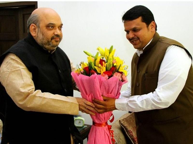 Maharashtra Government : अमित शाह से मुलाकात के बाद फडणवीस बोले- सरकार बनने को लेकर पूरी तरह आश्वस्त हूं