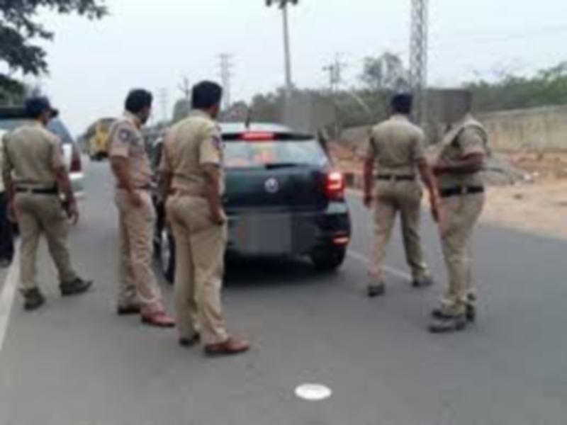 Bhopal News : जहांगीराबाद में चेकिंग के दौरान अभद्रता करने वाले वाहन चालक के खिलाफ प्रकरण दर्ज, ठोका जुर्माना