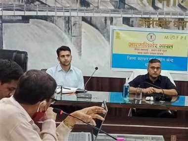 धमतरी जिले में चावल आधारित लघु उद्योग स्थापित करने पर दिया जोर