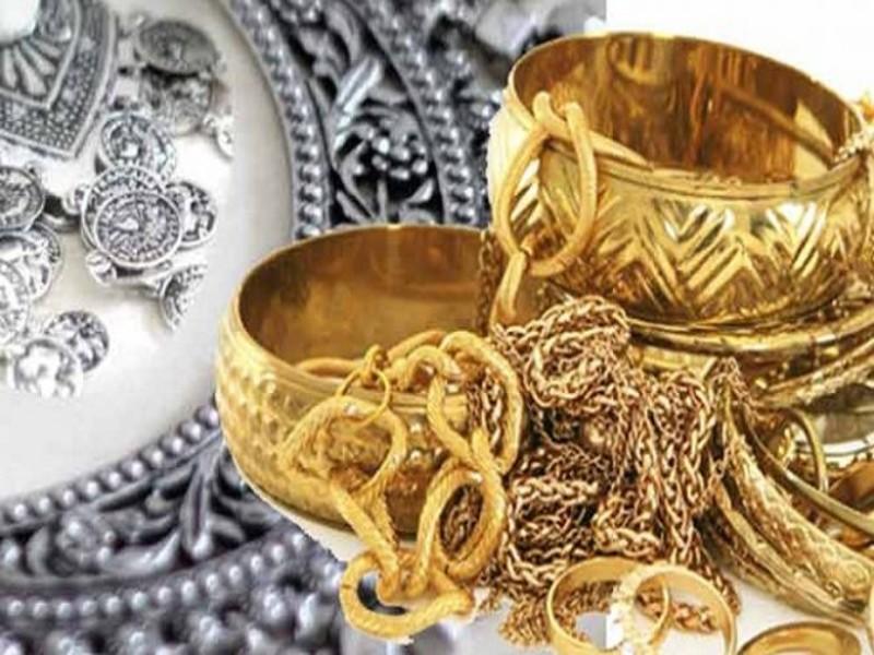 Gold Silver Price Today: सोना और चांदी के दाम में जबरदस्त गिरावट, जानें क्या हो गया रेट