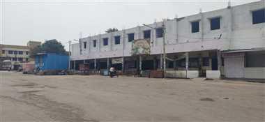 रायगढ़ जिले में सवारी की कमी से थम गए बसों के पहिए