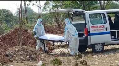 जिले में मिले 1153 संक्रमित , 17 की मौत
