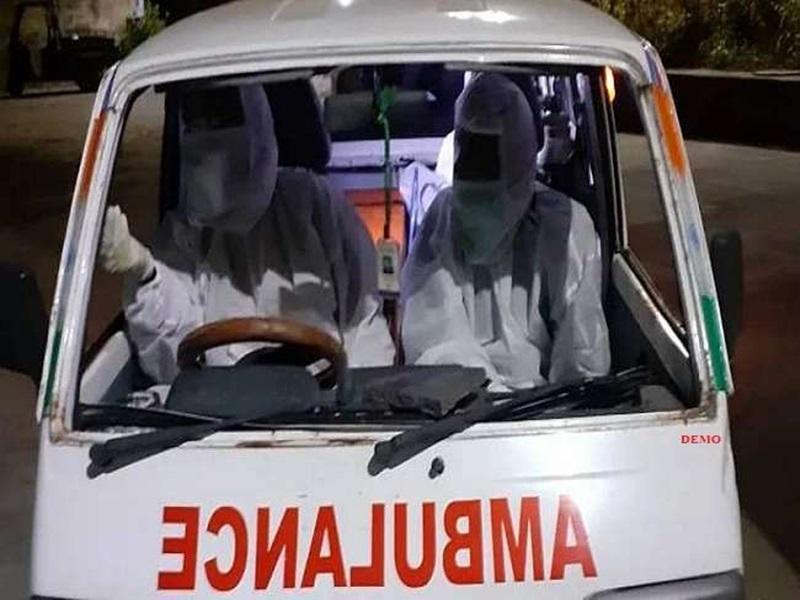 Coronavirus MP News: वेंटिलेटरयुक्त एंबुलेंस का किराया 25 रुपये प्रति किलोमीटर तय