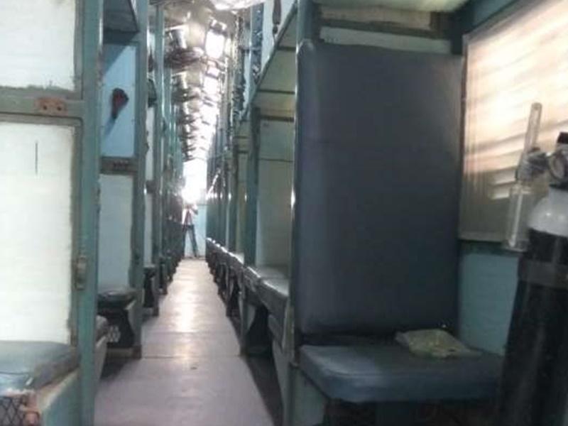 रेलवे ने दिए महाराष्ट्र, गुजरात और मप्र को आइसोलेशन कोच, जानिये इनकी खासियत