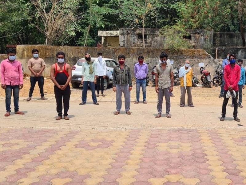 Lockdown In Bilaspur: तिफरा के व्यापारी चांटीडीह आकर बेच रहे थे सब्जी, 16 पर जुर्म दर्ज