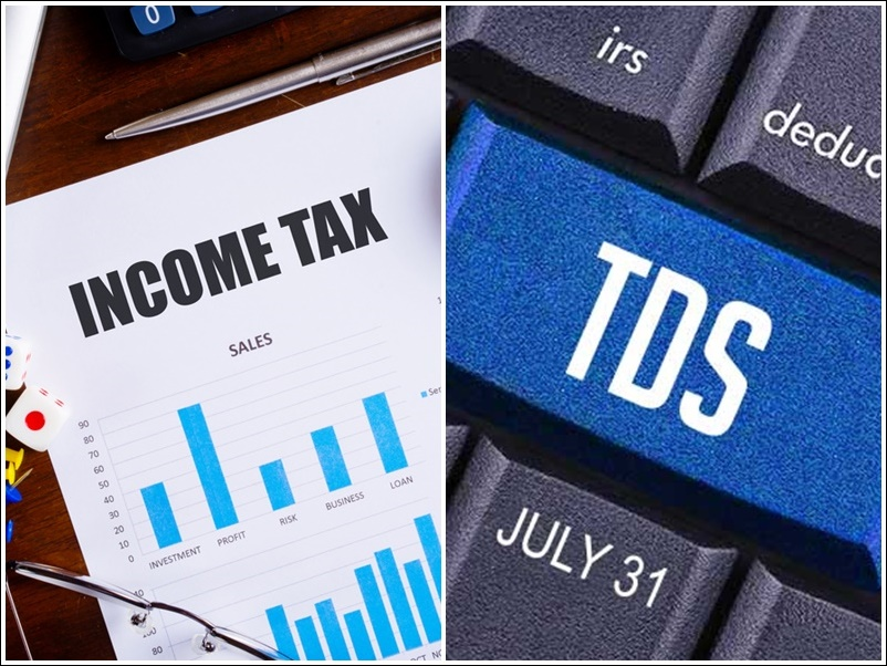 Income Tax, TDS के नियमों में हुआ बदलाव, अब इतनी राशि के ट्रांजेक्शन पर देना होगी सोर्स की जानकारी