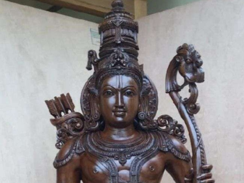 Ram Mandir Bhumi Pujan: पीएम मोदी को भेंट किए गए कोदंड राम, पढ़िए रोचक कहानी