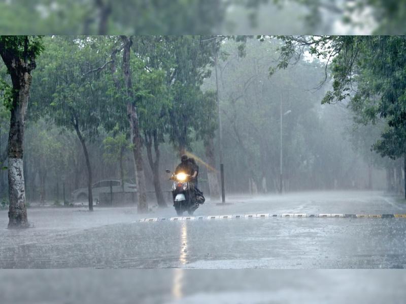 Gwalior Weather News: जिले में कमजोर पड़ा कम दबाव का क्षेत्र, हल्की से मध्यम बारिश के आसार