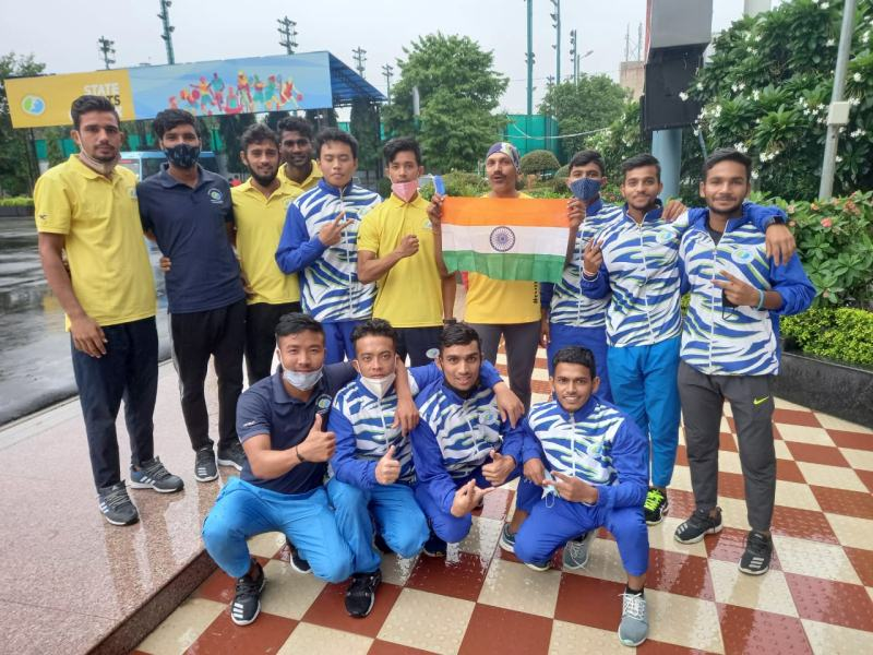 Tokyo Olympics: टोक्यो में भारत ने कांस्य जीता, भोपाल में मनाया गया जश्न, पूर्व खिलाडि़यों ने की सराहना