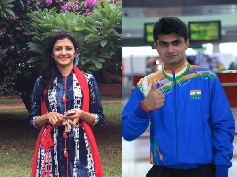 Success Story: पैरालंपिक में सिल्वर मेडल जीतने वाले Suhas LY की पत्नी भी हैं ADM, जानें दोनों की कहानी