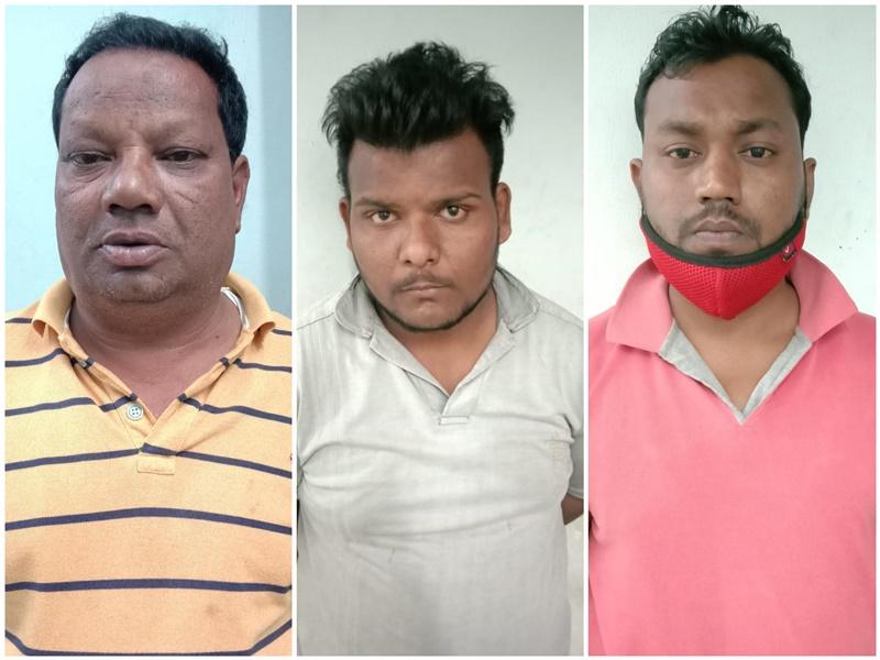 Dhamtari Crime News: सट्टा- पट्टी लिखते पुलिस ने तीन आरोपितों को किया गिरफ्तार, जब्त की इतनी रकम