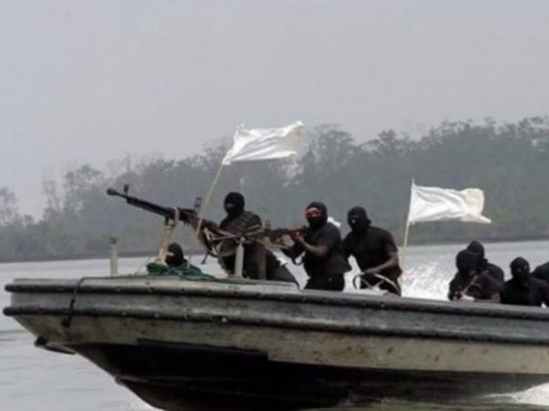 Nigerian Pirates : नाइजीरिया के पास समुद्री लुटेरों ने 18 भारतीय नाविकों का किया अपहरण