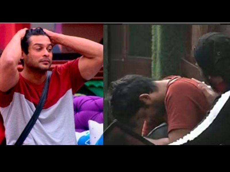 Bigg Boss 13: Asim Riaz से झूमा-झटकी के बाद खूब रोए Sidharth Shukla, देखिए वीडियो