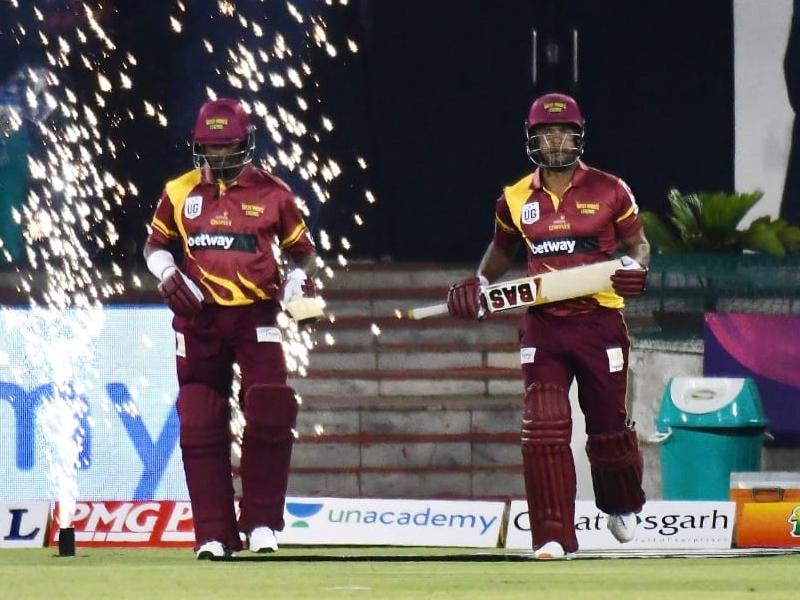 Road Safety World Series: वेस्टइंडीज लीजेंड्स को श्रीलंका ने पांच विकेट से हराया, उपुल थरंगा मैन आफ द मैच रहे