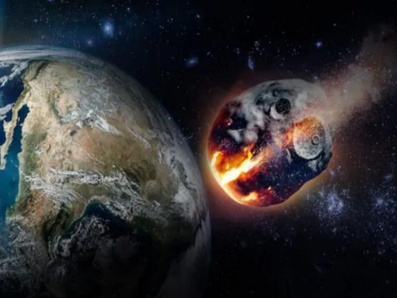 Asteroid 2021 AF8: 9 किमी प्रति सेकंड की रफ्तार से धरती की ओर आ रहा विशालकाल उल्कापिंड