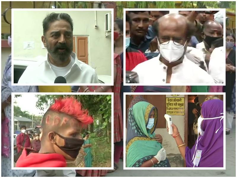 Latest Updates: बंगाल, असम, तमिलनाडु, केरल, पुुडुचेरी में वोटिंग जारी, जानिए बड़ी बातें