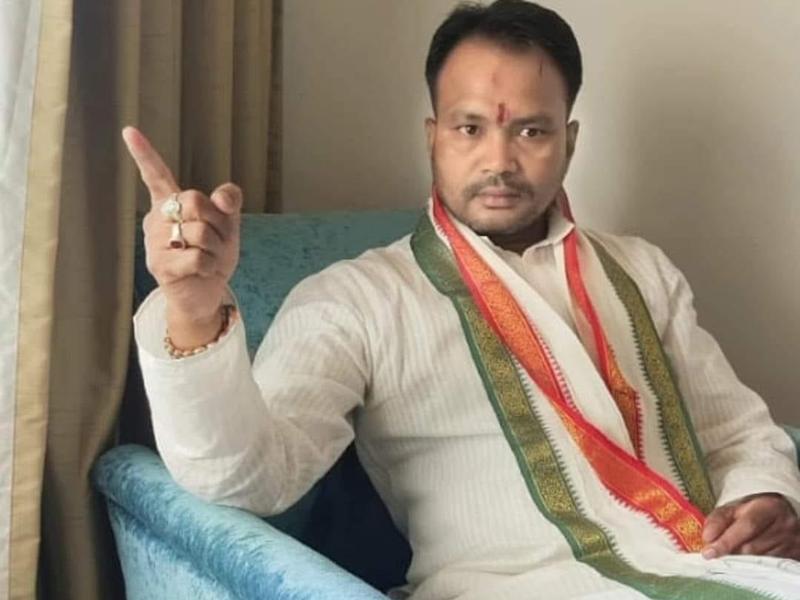 बस्तर टाइगर महेंद्र कर्मा के बेटे दीपक कर्मा का कोरोना से निधन
