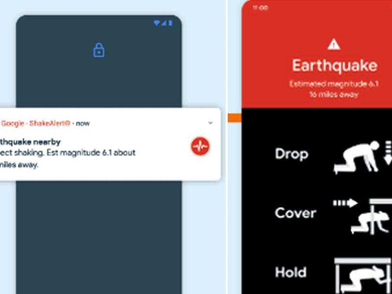 Google ने कई देशों के लिए जारी किया नया फीचर, भूकंप के बारे में पहले ही मिलेगा एलर्ट