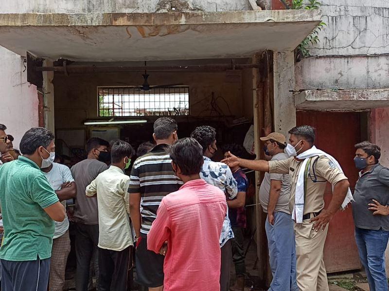 खंडवा में पानी की किल्लत से भड़के लोग, लगाना पड़ा पुलिस का पहरा