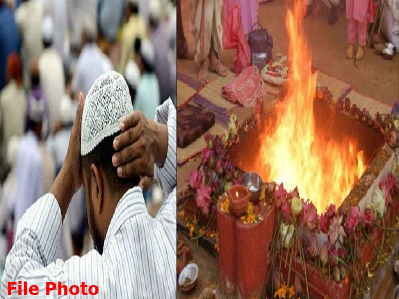Rajasthan : 50 मुस्लिम परिवारों ने अपनाया हिंदू धर्म, अयोध्या भूमि पूजन से प्रभावित होकर पहनी जनेऊ