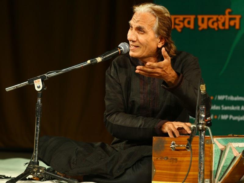 Bhopal Arts and Culture News: गमक के मंच से गजलों की गूंज के साथ खुशनुमा हुई शाम