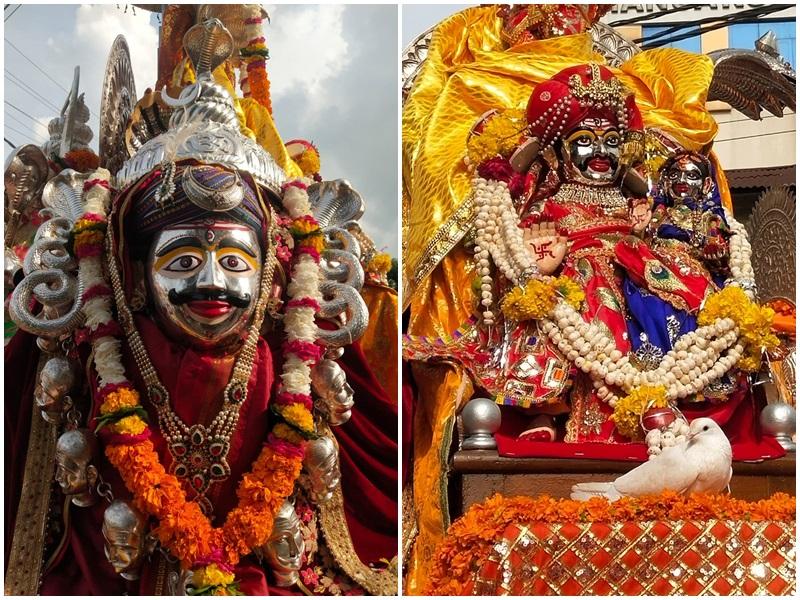 Mahakal Shahi Sawari 2021: VIDEO शाही सवारी में भक्तों को दर्शन देने निकले भगवान महाकाल