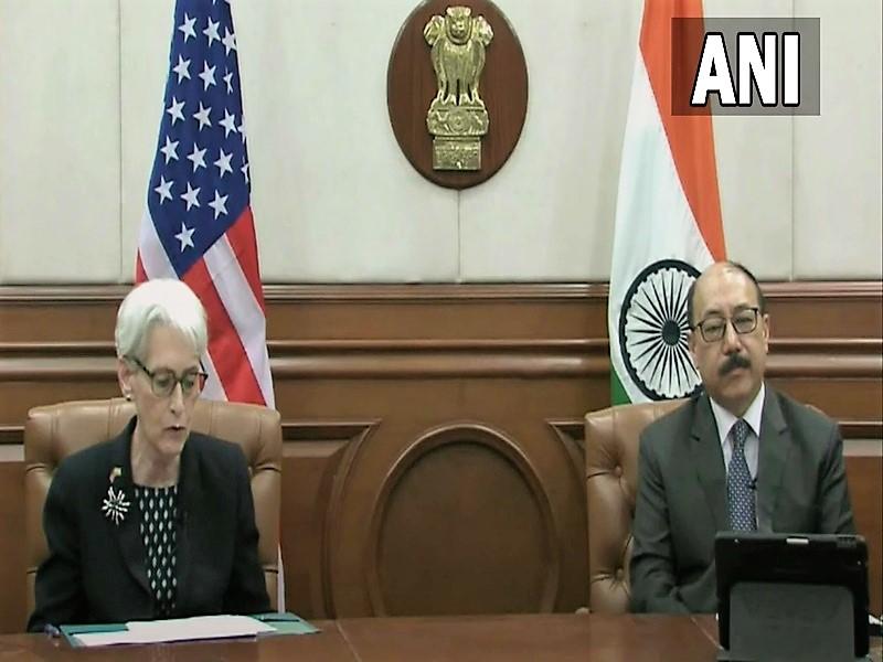 विदेशी मामलों में भारत और अमेरिका की सोच एक, अमेरिकी उप विदेश मंत्री ने दिया बयान