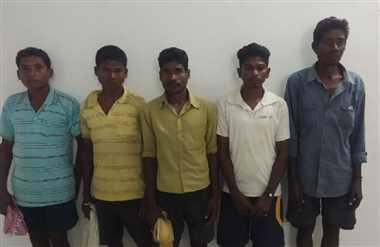 Anti Naxalite Operation : सुकमा में मुठभेड़ के बाद सर्चिंग में पांच नक्सली गिरफ्तार