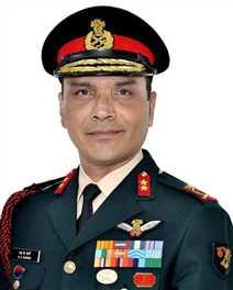 दुर्ग जिले धुमा निवासी सुधीर बने 22 इंफैंट्री डिवीजन के जनरल आफिसर कमांडिंग