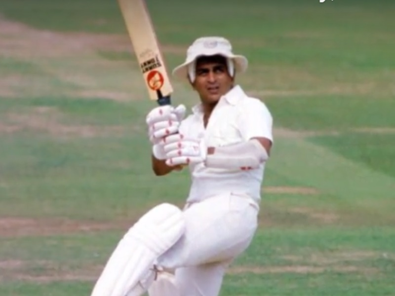 VIDEO: 33 साल पहले Sunil Gavaskar बने थे टेस्ट क्रिकेट के पहले 10 हजारी बल्लेबाज
