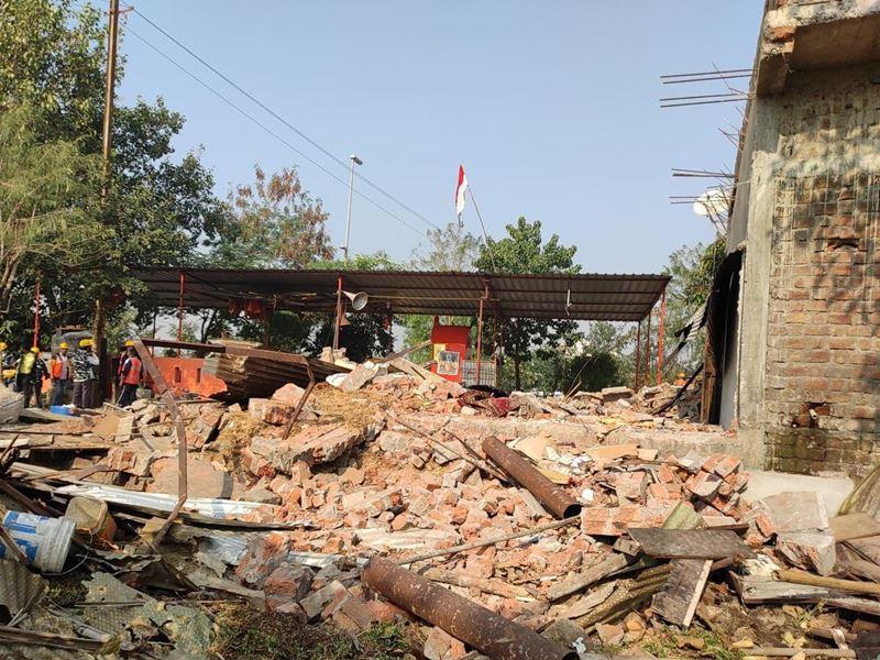 Illegal Encroachment Indore: उठी मंदिरों की जमीन को भूमाफियों से अतिक्रमण मुक्त करने की मांग