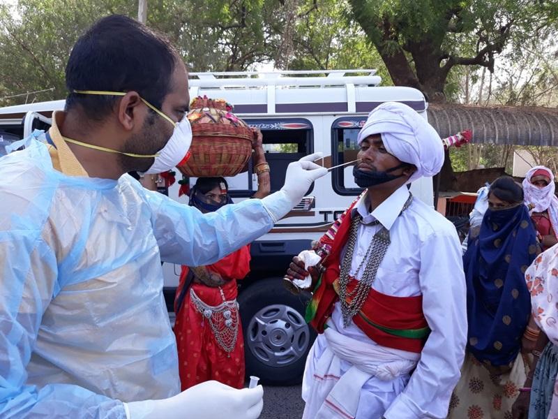 Coronavirus Dhar News: दूल्हा निकला कोरोना पॉजिटिव, दुल्हन की जगह मिली अस्थाई जेल