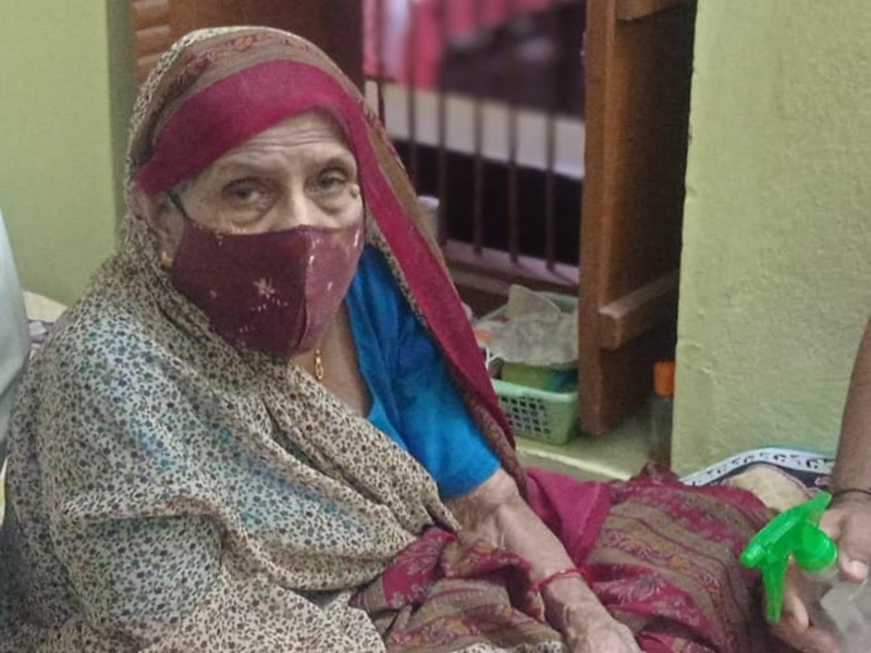 Coronavirus Khandwa News: 90 वर्ष की उम्र में जीती कोरोना से जंग, इन बातों का अब तक रखा ध्यान