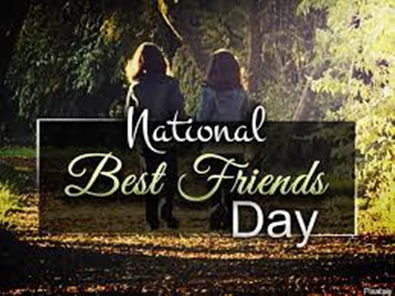 National Best Friends Day 2021: बेस्ट फ्रेंड्स डे पर इन Images, Greetings, WhatsApp Status, Quotes से दोस्तों को करें विश