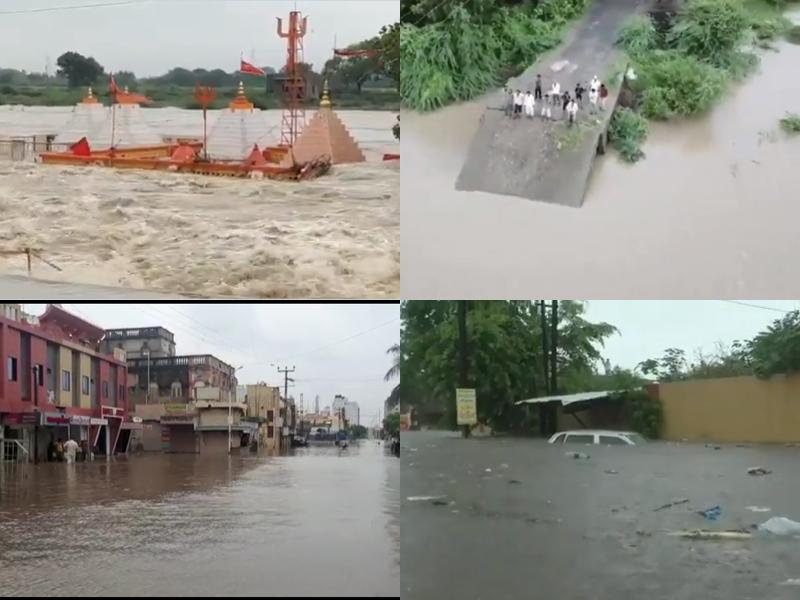 Weather Alert: गुजरात के लोग रहें सावधान, भारी बारिश इन जिलों में बरपा सकती है कहर