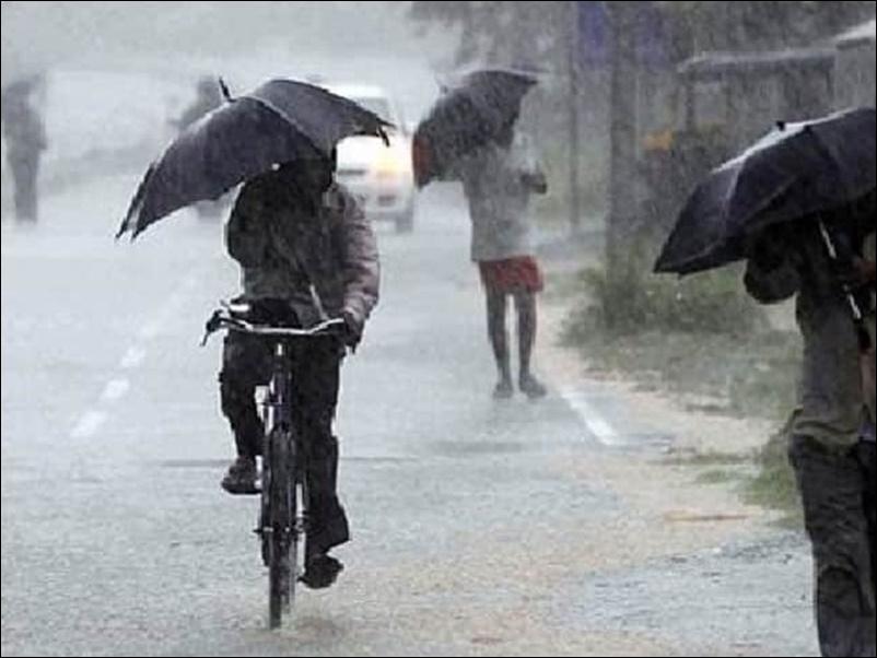 Gujarat Rains : सौराष्ट्र, दक्षिण गुजरात, अहमदाबाद में आगामी 3 दिनों में भारी बारिश का अलर्ट