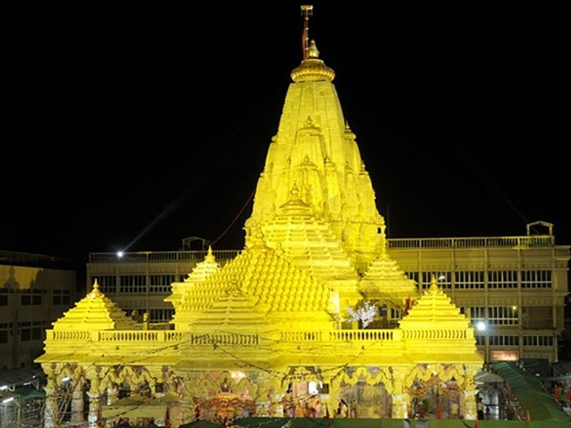 Navratri 2020: जहां गिरा था मां सती का हृदय, वहीं हुआ था भगवान श्रीकृष्ण का मुंडन