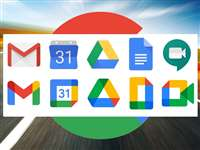 GMail, Hangouts, GMeet के बदल गए लोगो, जीमेल से गायब हुआ सफेद लिफाफा