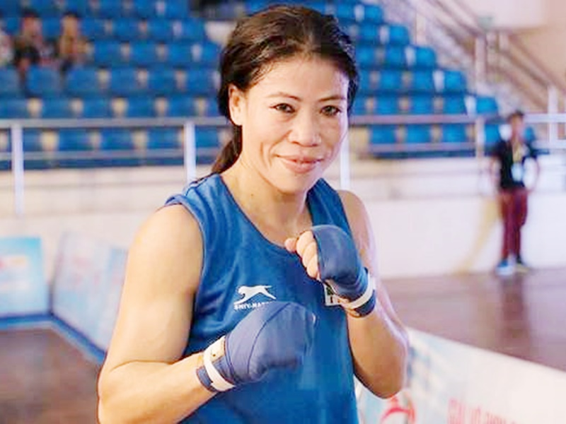 MC Mary Kom Recognition: Another unique achievement by Mary Kom