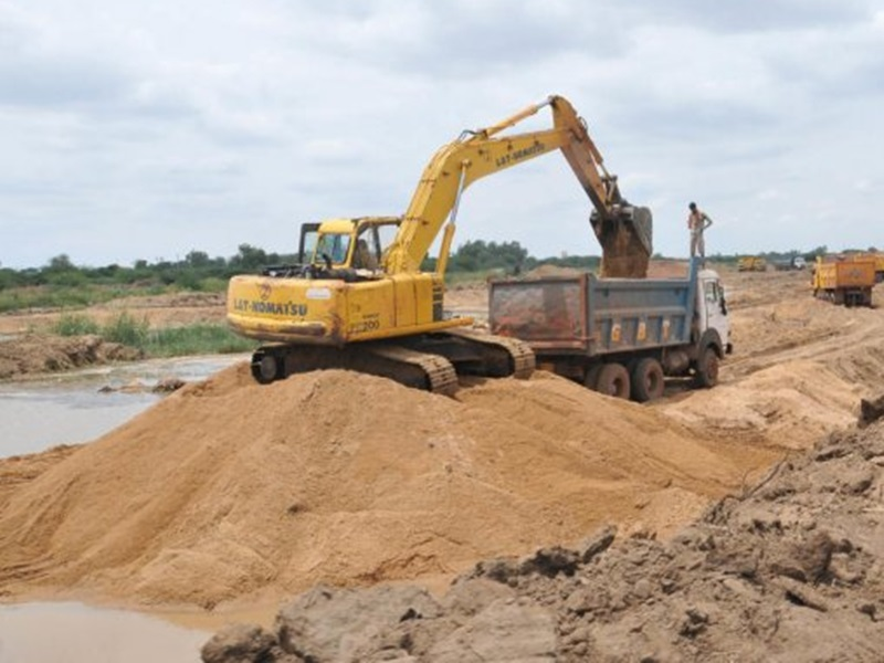 Bhopal News : मध्यप्रदेश में नई रेत नीति से बढ़ा पांच गुना राजस्व