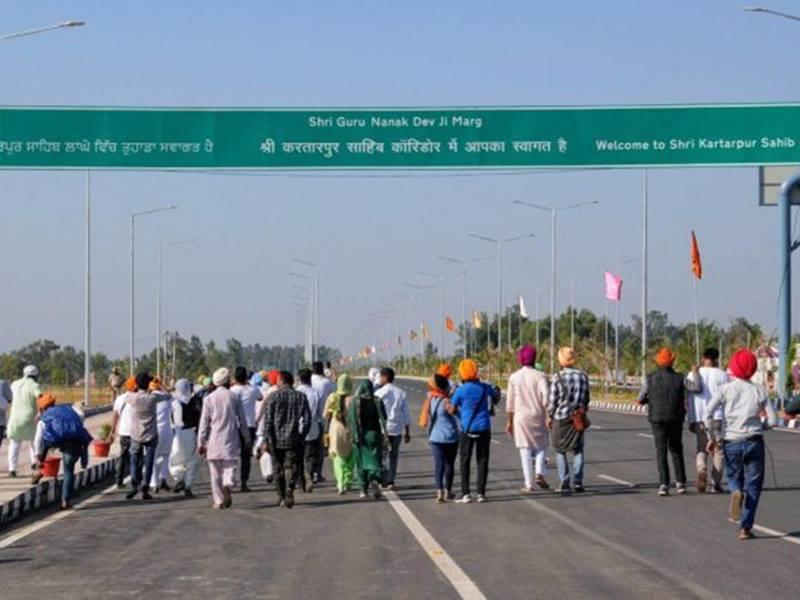 करतारपुर में हो सकता है बगैर पासपोर्ट के प्रवेश, पाक कर रहा है विचार
