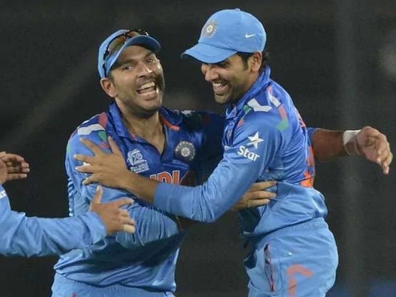 क्या हुआ था जब टीम बस में Yuvraj Singh की सीट पर बैठ गए थे Rohit Sharma?